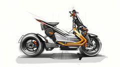 Il design dello scooter elettrico KTM convince di più
