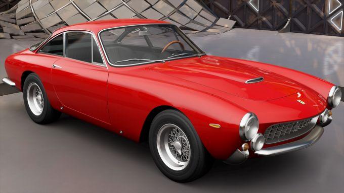 Il designer Frank Stephenson: la Ferrari 350 GT Lusso