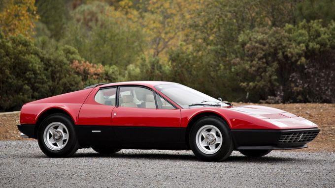 Il designer Frank Stephenson: la Ferrari 365 GT4 BB