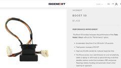 Il device Ingenext che hackera la centralina di Tesla Model 3