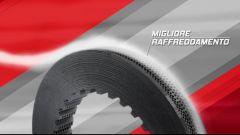 Il disco con specifica Groove progettato da Brembo per il mondiale F1 2020