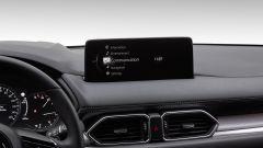 Il display centrale di Mazda CX-5 2021