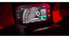 Il display del nuovo Honda Forza 750
