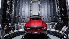 Una Tesla Roadster nello spazio con Falcon Heavy di SpaceX - Immagine: 4