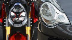 MV Agusta Brutale e Porsche 911: storia del fanale anteriore