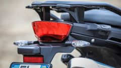 Il fanale della BMW F 850 GS