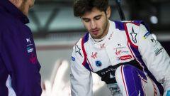 Il ferrarista Giovinazzi sulla Formula E di DS Virgin Racing - Immagine: 1