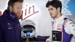 Il ferrarista Giovinazzi sulla Formula E di DS Virgin Racing - Immagine: 4