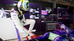 Il ferrarista Giovinazzi sulla Formula E di DS Virgin Racing - Immagine: 9