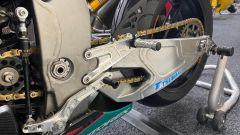 Il forcellone posteriore Suter della Honda CBR del Team Triple M del Mondiale Superbike 2018 in vendita