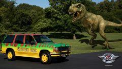 Il SUV di Jurassic Park? Ecco dove si compra e quanto costa - Immagine: 10