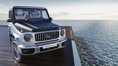 Il frontale del G Yachting by Carlex Design