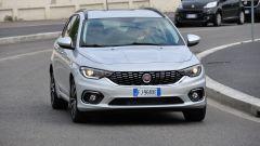 Il frontale della Fiat Tipo SW