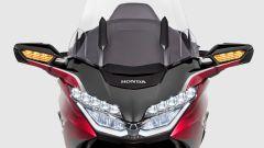 Il frontale della Honda GL1800 Gold Wing 2021