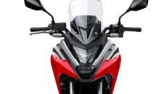Il frontale della nuova Honda NC750X 2021