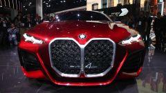 Il frontale shock della BMW M4 Concept