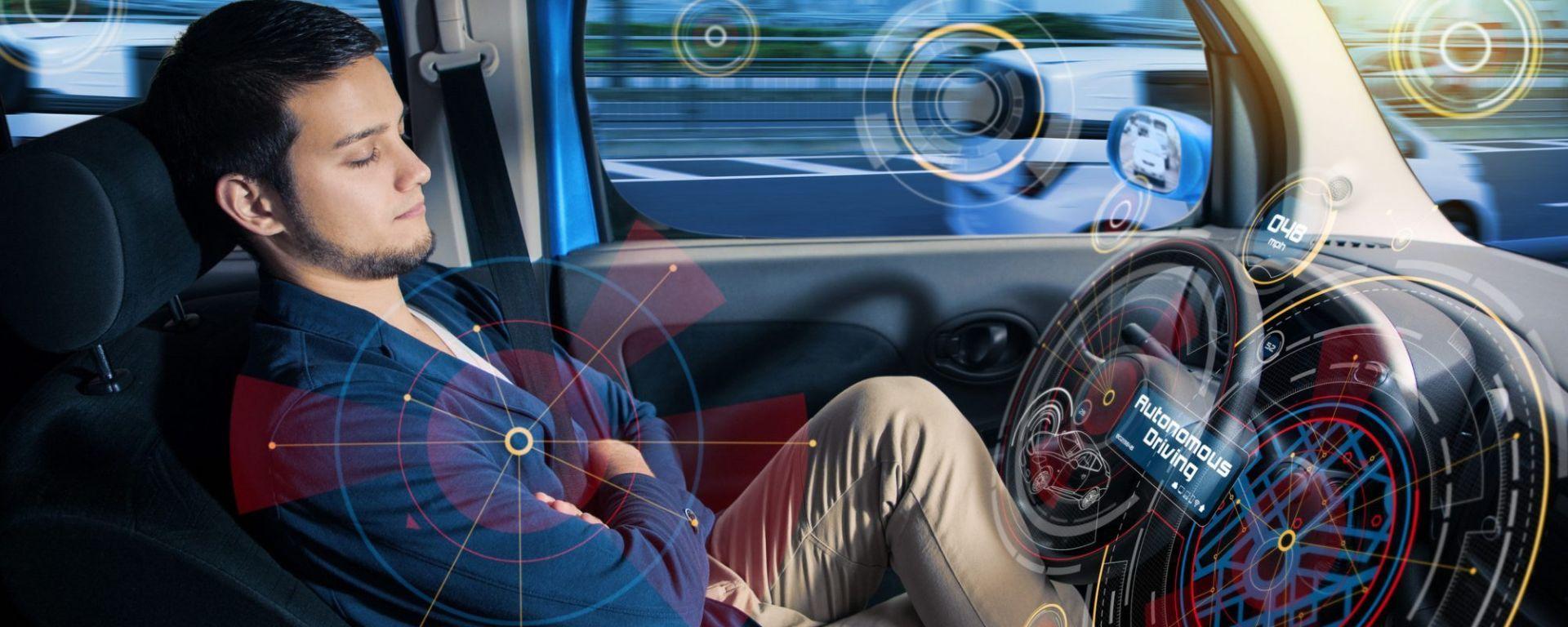 Il futuro delle auto a guida autonoma