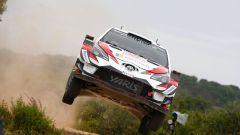 Il Gazoo Racing Team si trova al terzo posto nella classifica costruttori, mentre Tanak e Lappi sono 3° e 4° in campionato