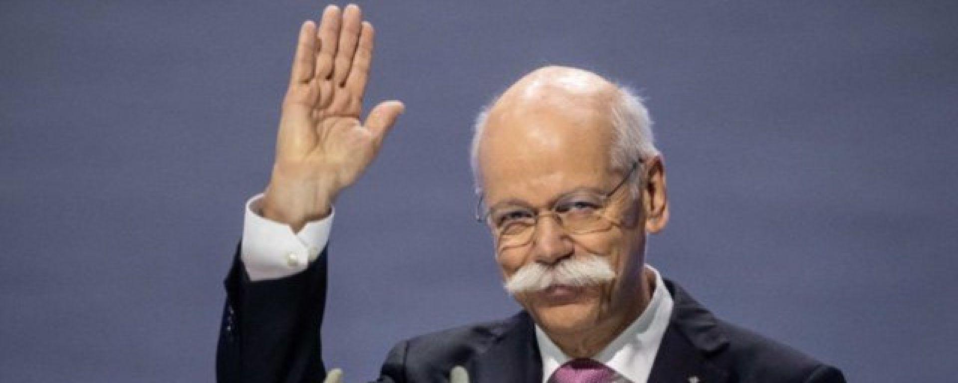 Il geniale video di BMW per la pensione del CEO di Mercedes - Dieter Zetsche