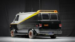 Il GMC Savana Cargo di Mister T