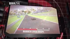 Il GP del Brasile visto dai cordoli - Immagine: 10