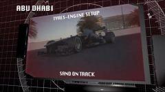 Il GP di Abu Dhabi visto dai cordoli - Immagine: 1