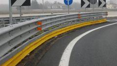 Il guard rail salva motociclisti deve essere una priorità
