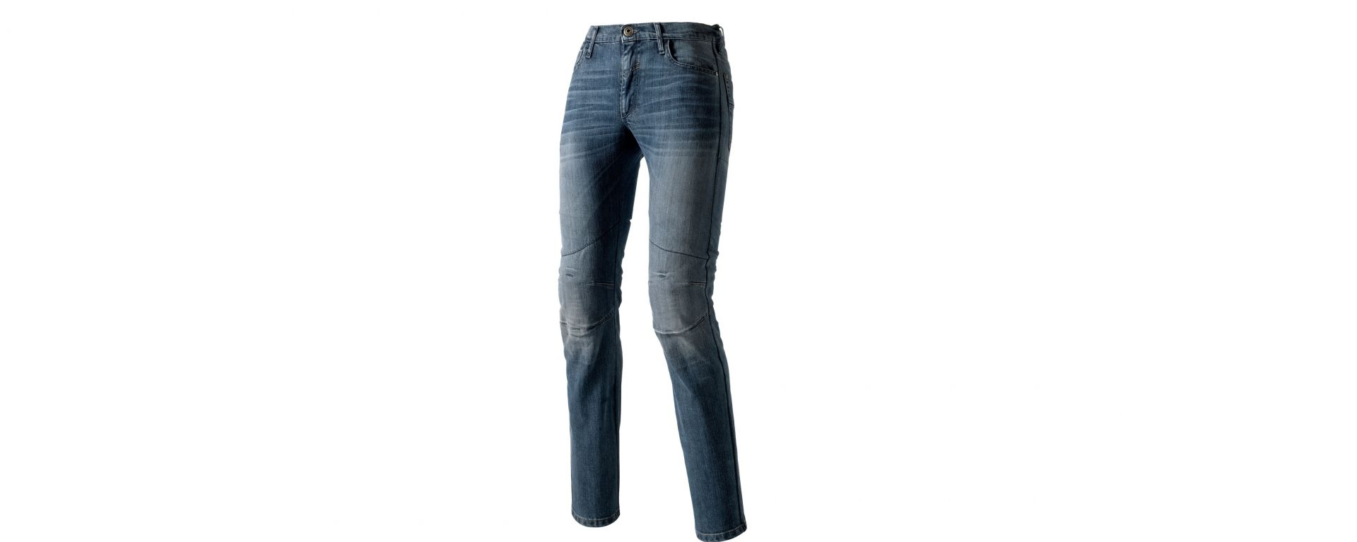 Il jeans Clover SYS-4 in versione uomo nella colorazione Dark Blue