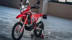 Il kit Adventure Sports dedicato alla Honda CRF450L