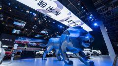 Il Leone Peugeot al Salone di Pechino 2020