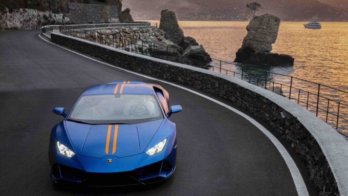 Il libro di Lamborghini con Skira