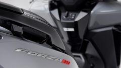Il logo del nuovo Honda Forza 300 Limited Edition