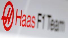 Il logo della Haas F1