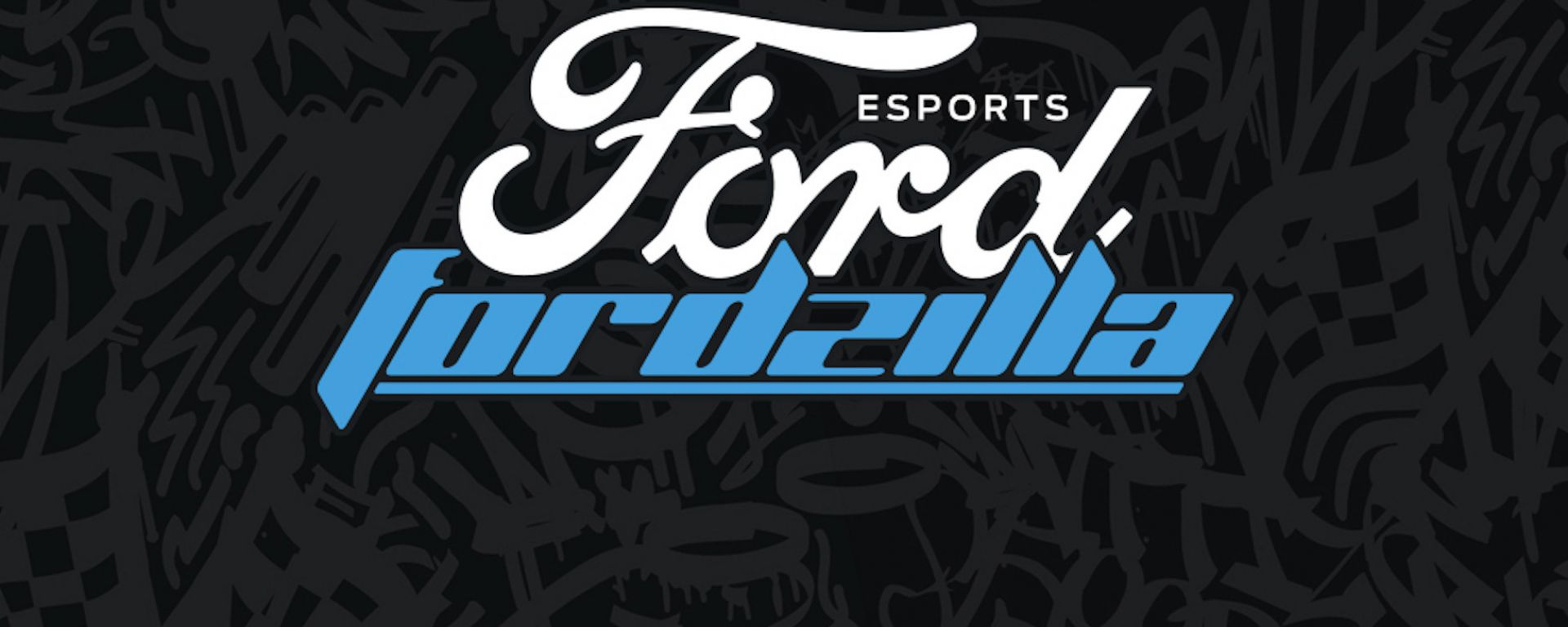 Il logo di Fordzilla, il nuovo team Ford per gli eSport