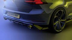 Il look della Golf GTI TCR si rifà al mondo delle competizioni