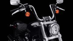 Il manubrio mini-ape dell'Harley-Davidson Softail Standard 2020