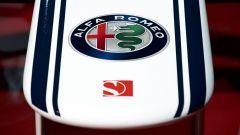 Il marchio Alfa Romeo sulla Sauber