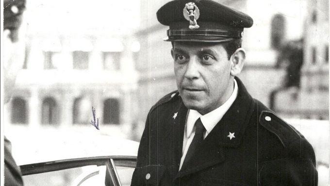 Il maresciallo Armando Spatafora - credit 'Girardo & Co.'