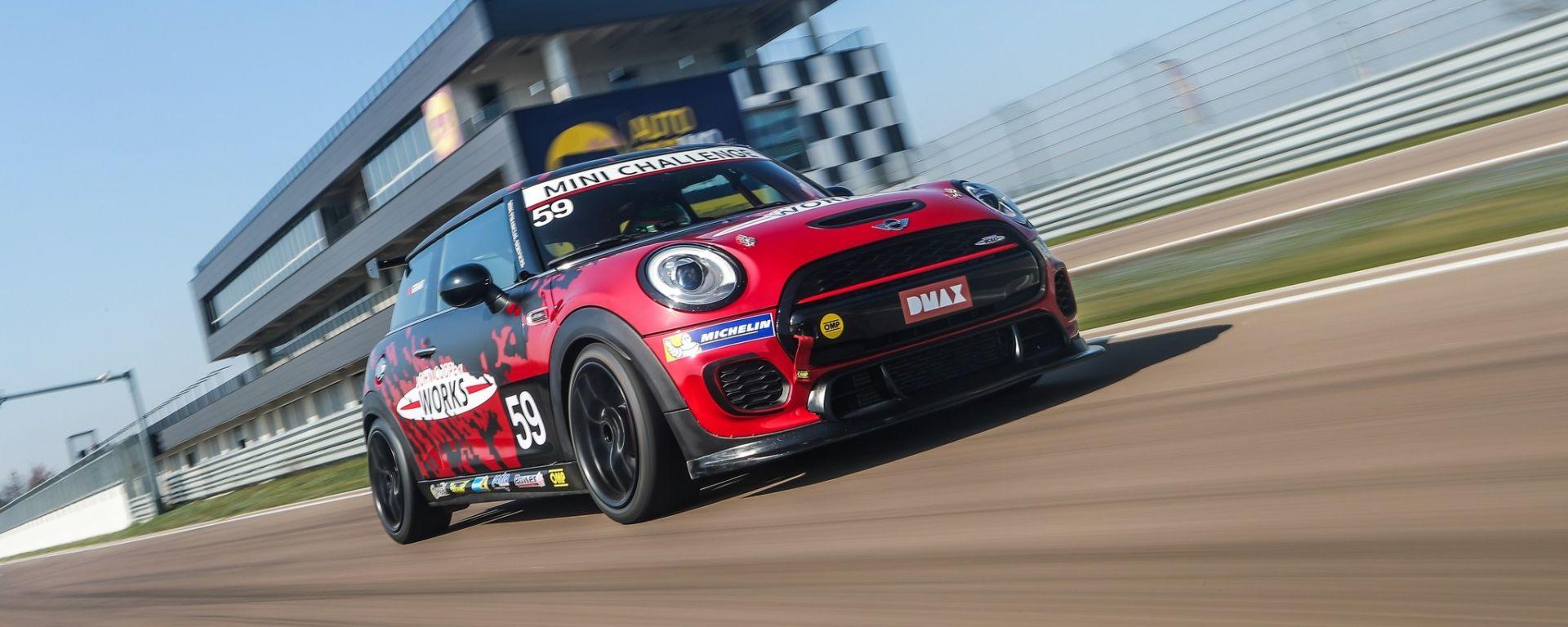 Il MINI Challenge 2018 scalda i motori per la prossima stagione
