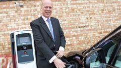 Il Ministro dei Trasporti Chris Grayling