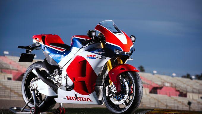 Il mio sogno a due ruote si chiama Honda RC213V-S. La conoscete?