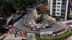 Il mitico circuito del GP di Monaco
