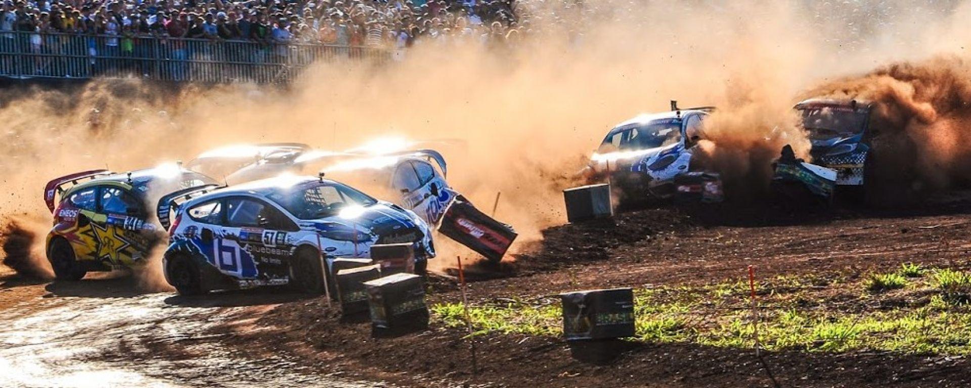 Il mondiale FIA Rallycross, dal 2020, sarà solo elettrico