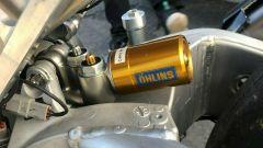 Il monoammortizzatore Öhlins della Honda CBR1000RR SP 2019 del Mondiale Endurance in vendita