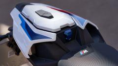 Il monoposto (optional) presente sulla BMW S 1000 R 2021