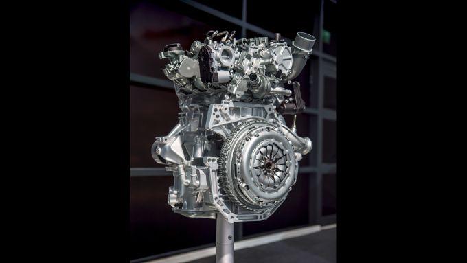 Il motore 1.0 DIG-T tre cilindri, turbo, benzina della nuova Juke
