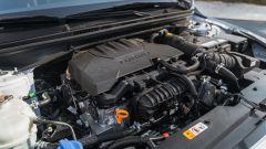 Il motore 1.0 T-GDi mild hybrid della Hyundai i20