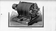 Il motore a corrente alternata di Nikola Tesla. Elemento irrinunciabile di molti elettrodomestici
