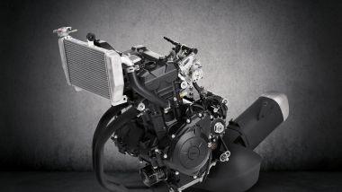 Motore Yamaha R3 2019