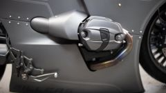 Il motore boxer della BMW R nineT Special by Zillers Custom Garage